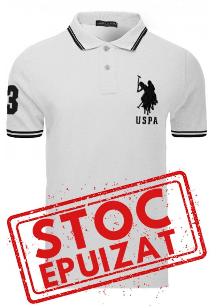 Tricou U.S. Polo ASSN., ALB
