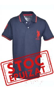Tricou U.S. Polo ASSN., Navy blue