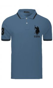 Tricou U.S. Polo ASSN., Blue