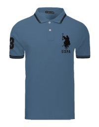 Tricou U.S. Polo ASSN., Blue
