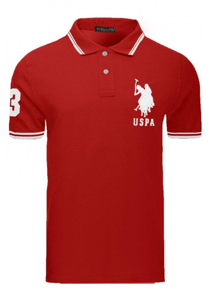 Tricou U.S. Polo ASSN., ROSU