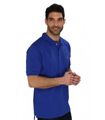 Tricou U.S. POLO ASSN., albastru royal
