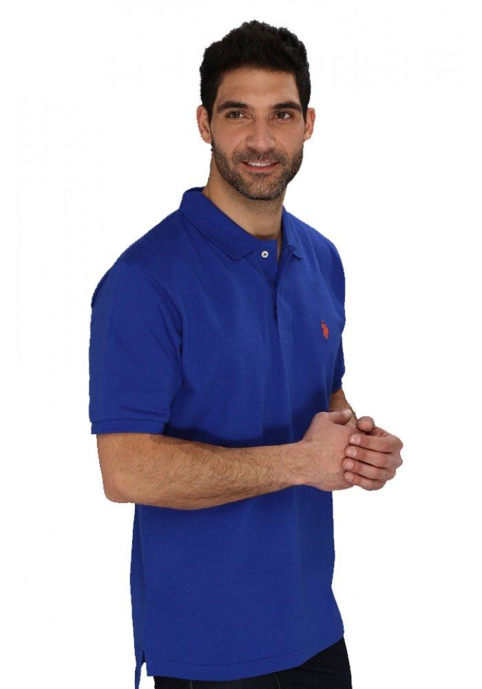 Tricou U.S. POLO ASSN., albastru royal