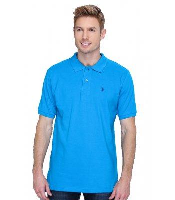 Tricou U.S. POLO ASSN., albastru