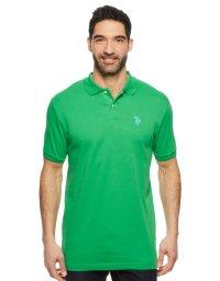 Tricou U.S. POLO ASSN., verde
