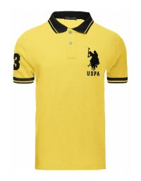 Tricou U.S. Polo ASSN., Yellow