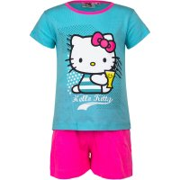 Pijama Hello Kitty Love Blue