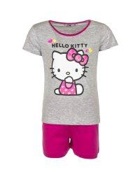 Pijama Hello Kitty Love Grey