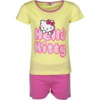 Pijama Hello Kitty Love Yellow