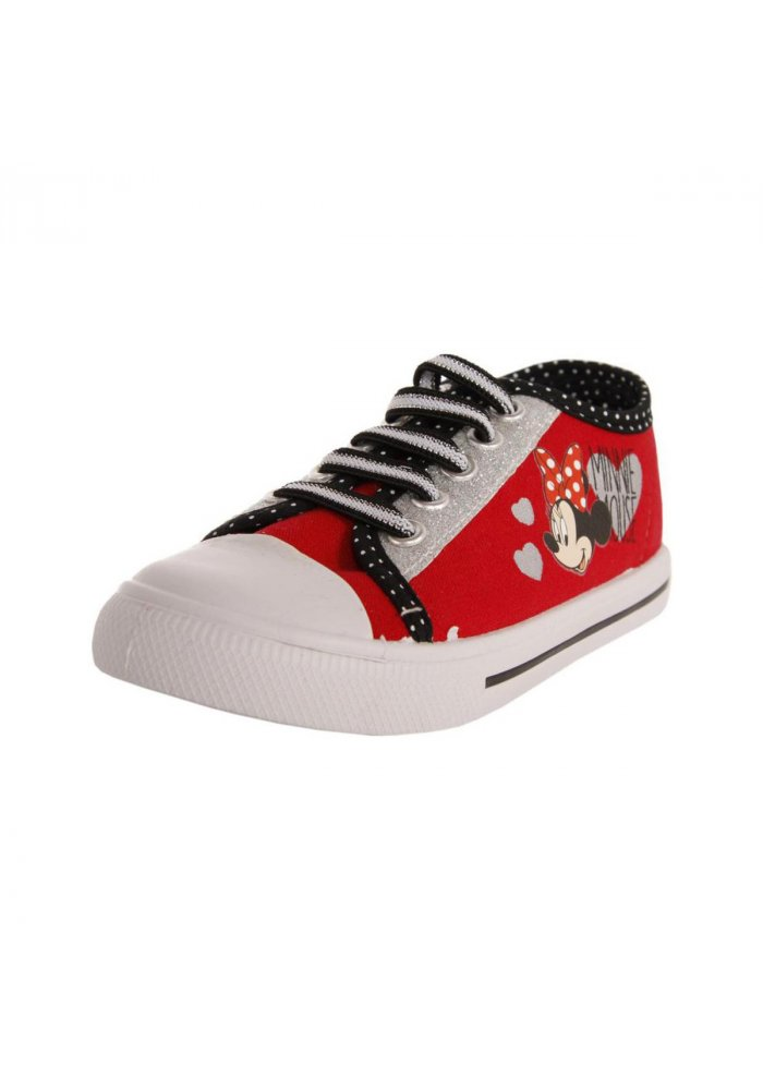 Bascheti Minnie short Red