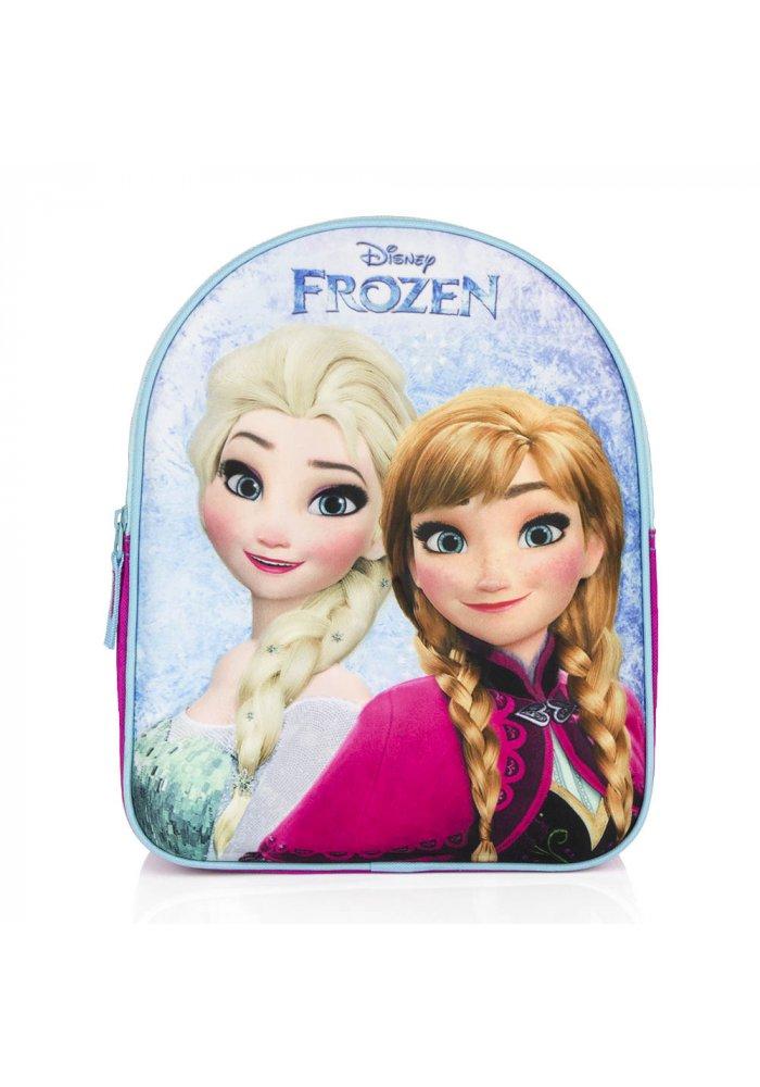 Ghiozdan Frozen 3D